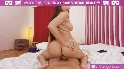 VR Bangers-CAUGHT MY HOT ROOMMATE MASTURBATING!