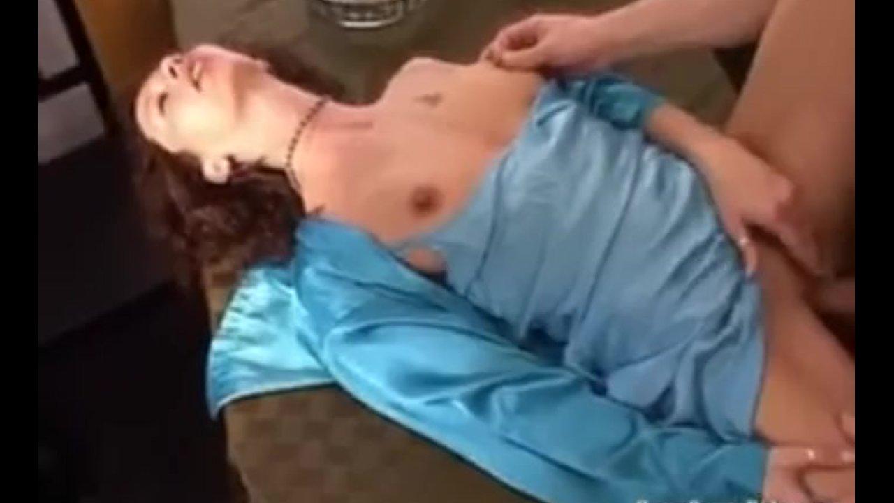 Ebony Fucking Her Husband