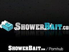 ShowerBait Straight Tom Bentley fucked by gay friend