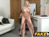fake agent hot blonde big tits russian gets a facialxxx sexy video