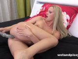 wetandpissy - dildo play for piss soaked blonde babe katy skyPorn Videos