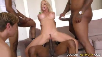 Alexis Fawx Squirts All Over Her Cuckold's Face