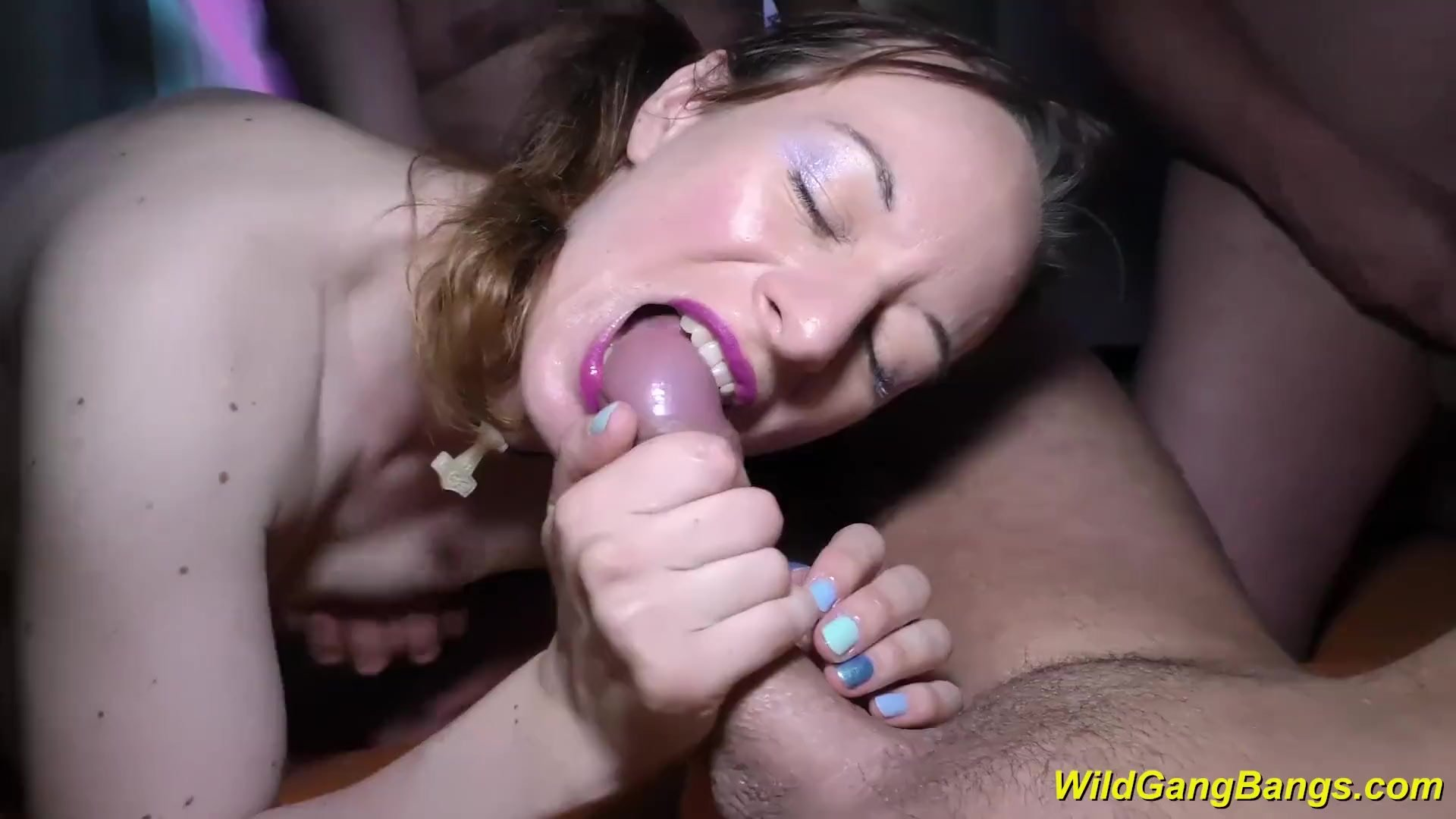 german deepthroat queen wild anal banged