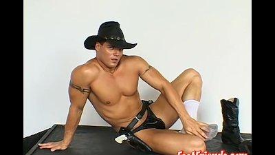 Feet loving knob jockey Bailey likes to be a cock tease