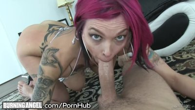 Anna Bell Peaks Picked Up in Public and Fucked Hard POV- FULL SCENE!
