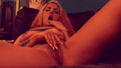 Wifes hot friend Teases after fucking JOI