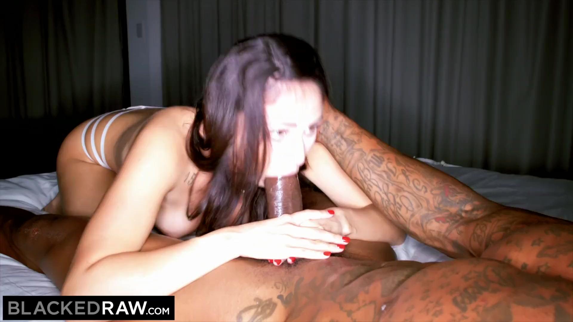Preview 8 of Ebonyedraw Kinky Brunette Wife Loves Ebony Cock In Her Hotel Room