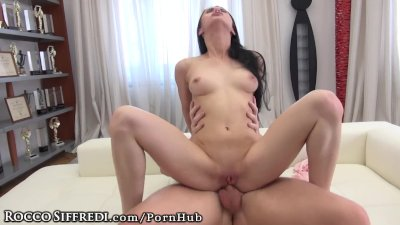 19yo Rough DP Anal Casting with Rocco Siffredi