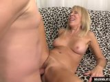 mature blonde erica lauren shows off her pussy and fucksPorn Videos