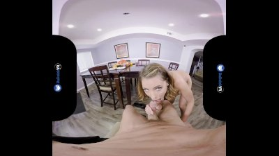 BaDoinkVR.com Squirting Babe Adriana Chechik Gets Anal Fuck