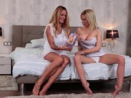 Naughty Milf Chessie Kay gets a Lesbian Strap-on Hardcore Fuck