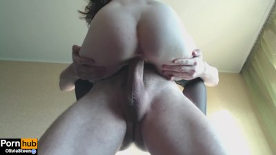 It will be a short but pleasant riding! Deep penetration in pussy on top