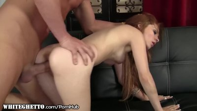 Amateur Teen Model Corrupted by Big Daddy Dick