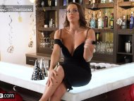 BANG Confessions - Abigail Mac fucks in front of friends for New Year's