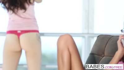 Babes - Coming Together starring Ava Taylor and Janice Griffith