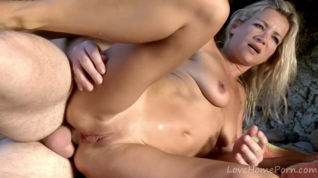 Lusty Blonde Needs Two Cocks To Satisfy Her