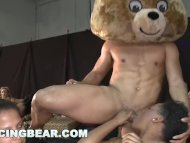DANCING BEAR - This Was Our Greatest Party Yet! The Bitches Went Wild HAHA