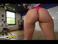 bangbros - kelsi monroe twerking lessons ends with anal sexPorn Videos