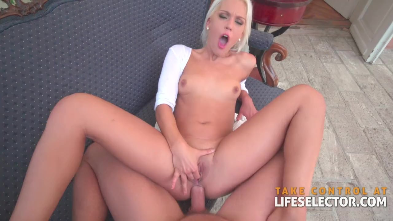 Point of view/anal/tight tight pussy and cecilia