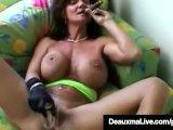 smoking hot cougar deauxma bangs her cunt & ass with a cigar3gp Porn Videos