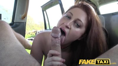 Stranded Teens - Blonde Euro Housewife Kyra needs a ride