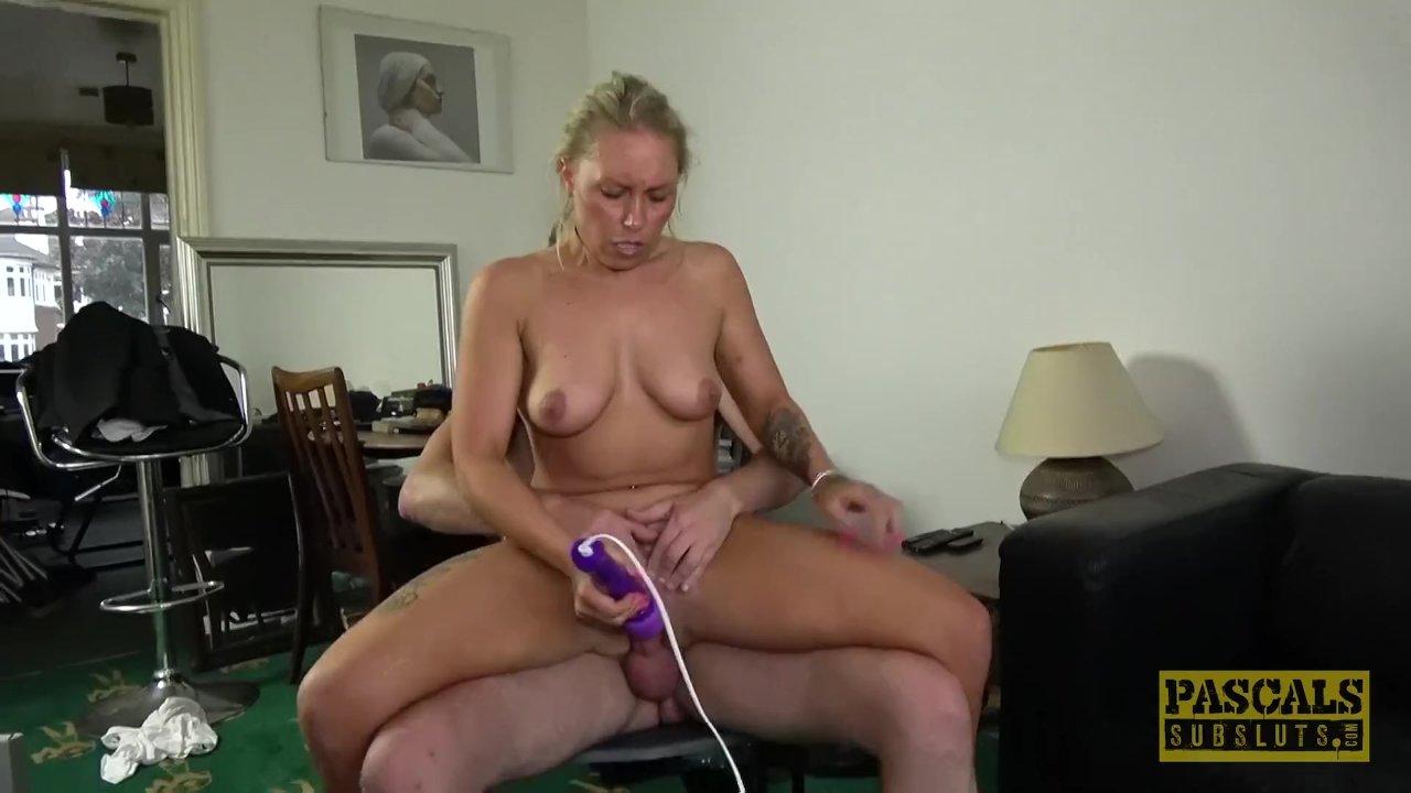 Nova Shields Porno blonde milf nova shields gets all of her love holes impaled