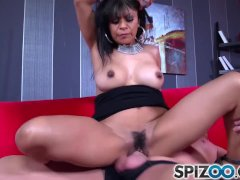 Spizoo - Latina Gabby Quinteros Is Pounded By A Big Dick Big Booty