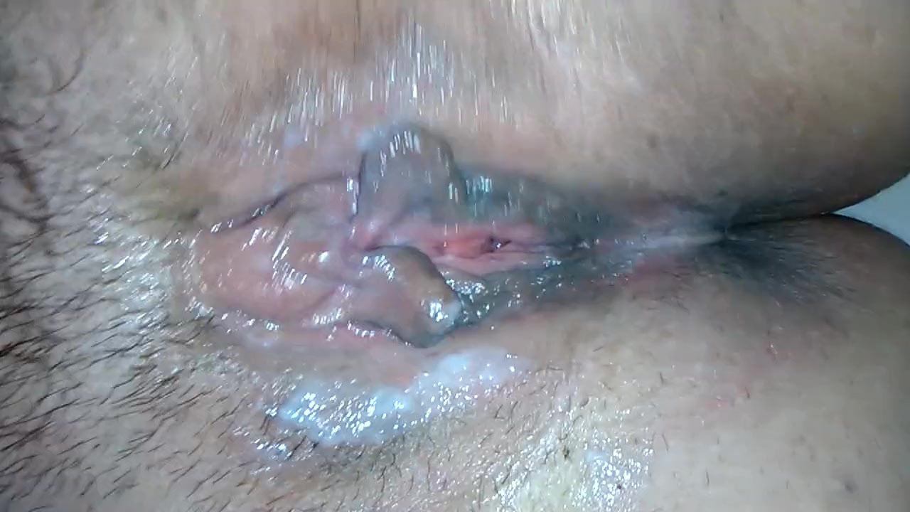 Hairy milf cream lesbian
