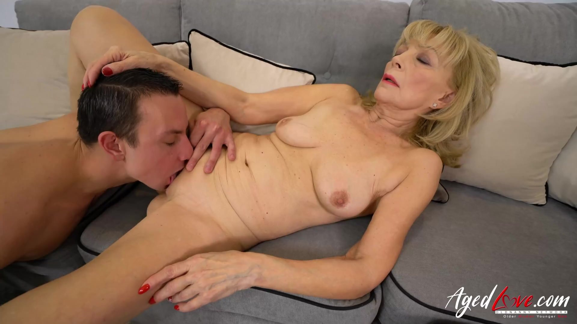 Agedlove Blonde Mature Fucked Hard By