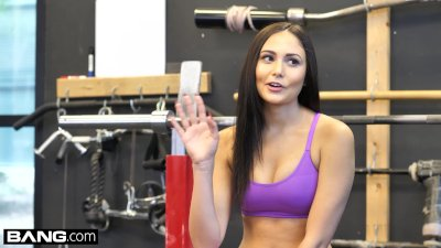 BANG Confessions Ariana Marie Fucks a random guy at the gym