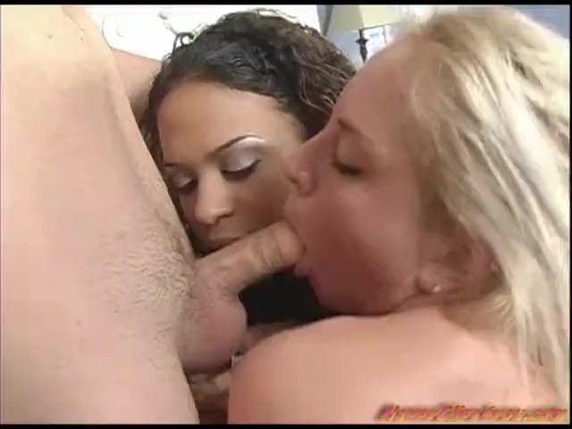 One Dick - Two Slut - Threesome