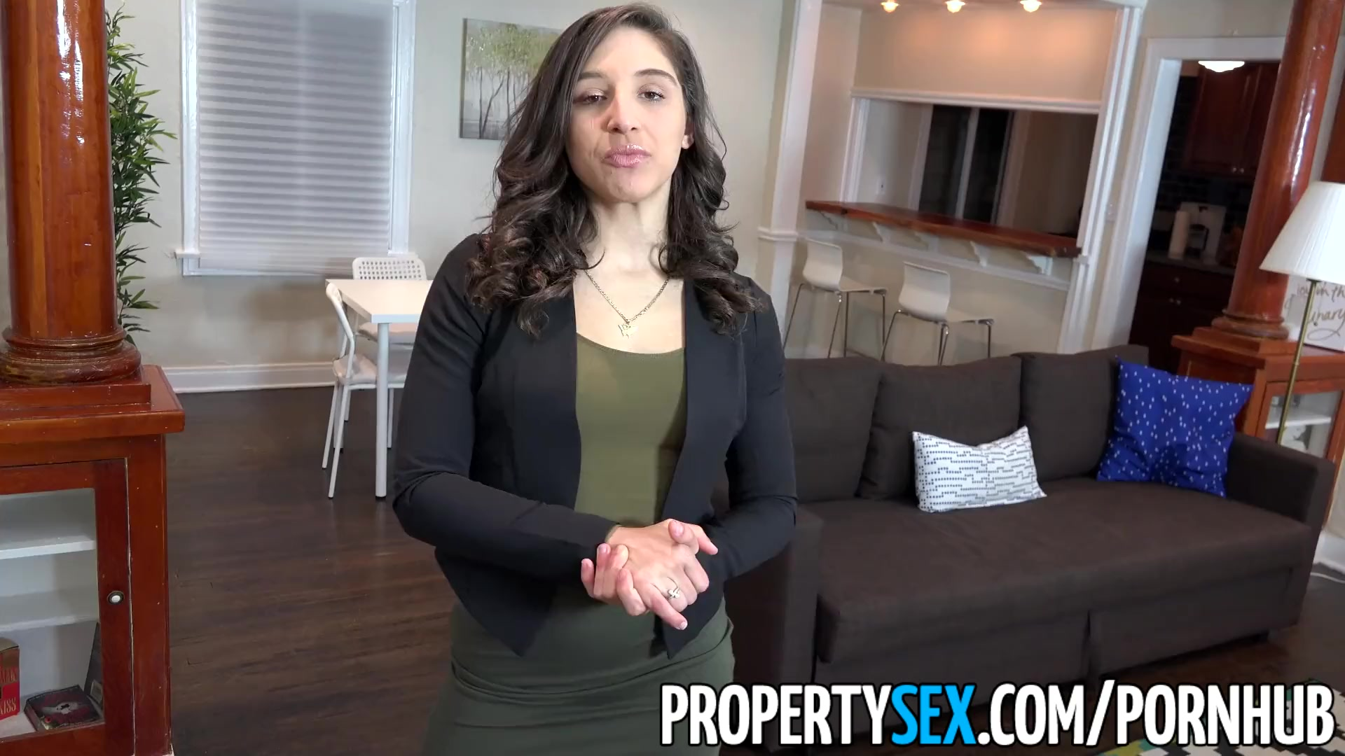 Propertysex college student fucks hot real estate agent 7