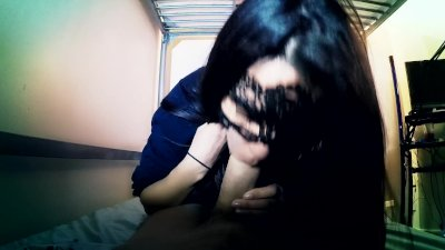 Fuck pussy, deeptrhoat and cum on her face