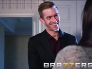 Brazzers - Blindfolds, buttplugs and fun with Blanche Bradburry