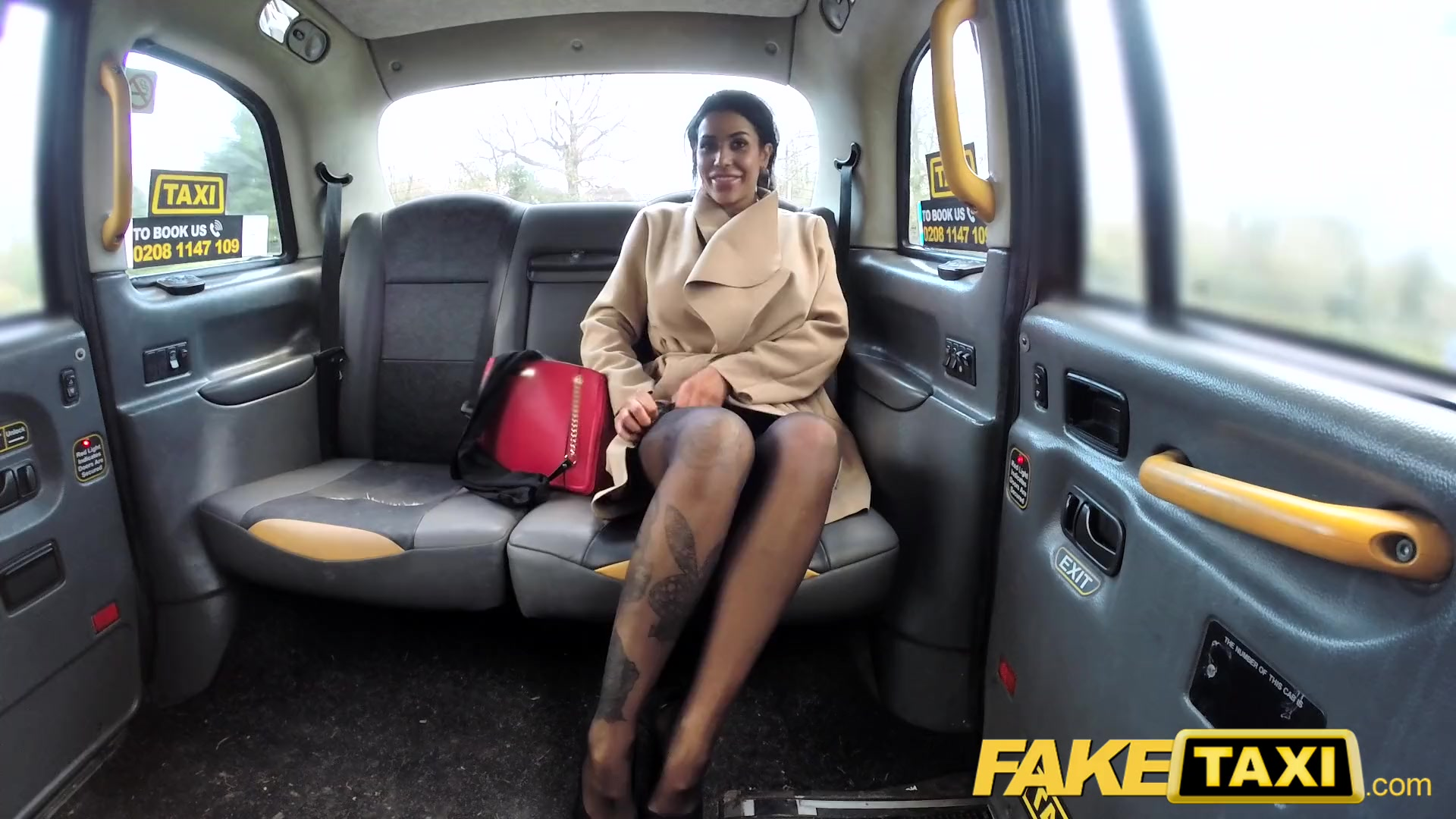 Fake Taxi - Tattoos Big Tits And Long Legs
