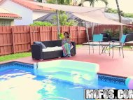 Mofos - Pervs On Patrol - Voyeur Cheats With Wifes Friend starring Brittne