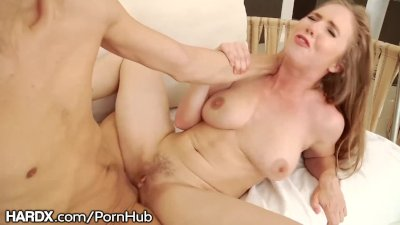 Sexy Big Tit Lena Paul Gets A Big Dick Fuck & Cums MULTIPLE TIMES