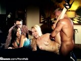 cadence lux spanked and drilled by master as couple watchesPorn Videos