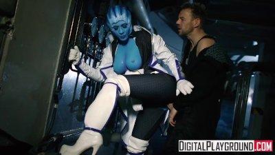 DigitalPlayground - Ass Effect A XXX Parody