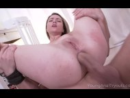 young anal tryouts - blowjob as foreplay before anal sexPorn Videos
