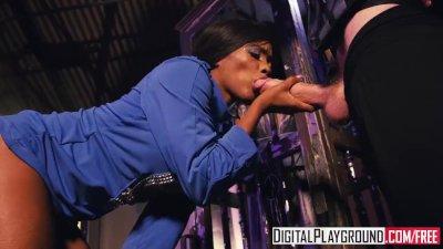 Star Wrecked A DP XXX Parody Danny D & Kiki Minaj - DigitalPlayground