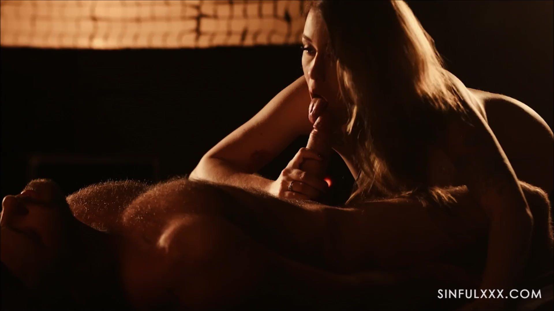Misha Cross meets the artist for sex