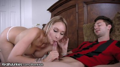 Best Friends Cougar step Mom is Starving for My Cock!