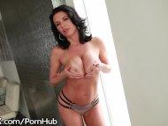 Big Dick Neighbor Destroys Big Tit MILF Veronica Avluv's Ass