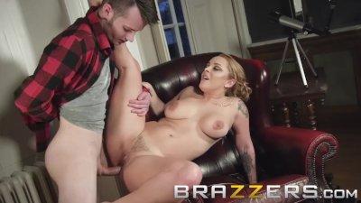 Brazzers - Milf Liza Del Sierra wants some young cock