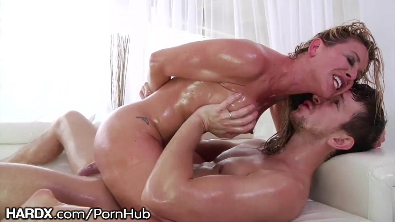 Oiled Huge Dick - Oil And Rough Big Dick Anal 4 Milf Cherie Deville S Big Ass   Free Hot Nude  Porn Pic Gallery