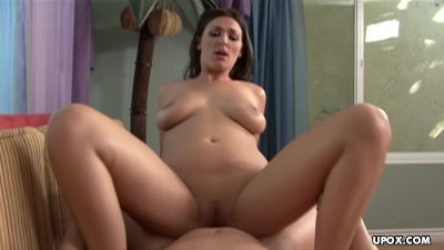 Big boobs Charlie is riding that cock in reverse cowgirl