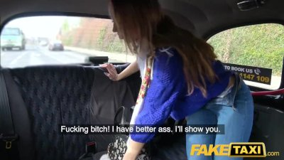 Fake Taxi Hot revenge taxi fuck for stunning sexy horny minx
