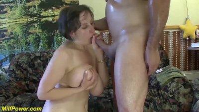 big boob milfs first rough anal fuck