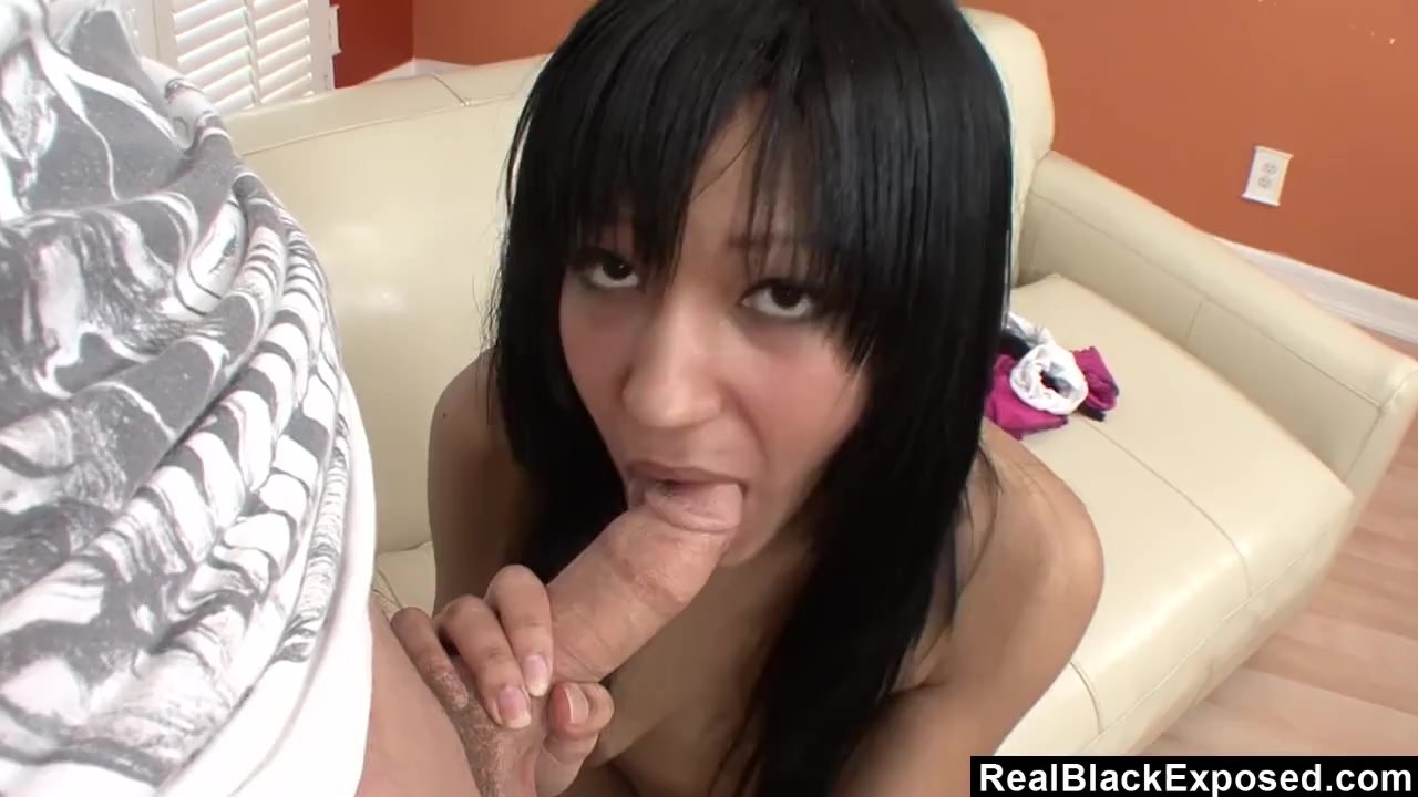 First Time For Petite Ebony Teen